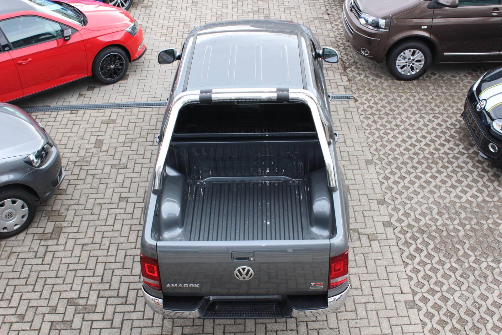 VW Amarok Ultimate 2.0 TDI 4Motion 8-Gang Automatik / Deutsche Neufahrzeuge und EU-Neufahrzeuge – Aha! Fahrzeughandel GmbH in Althengstett