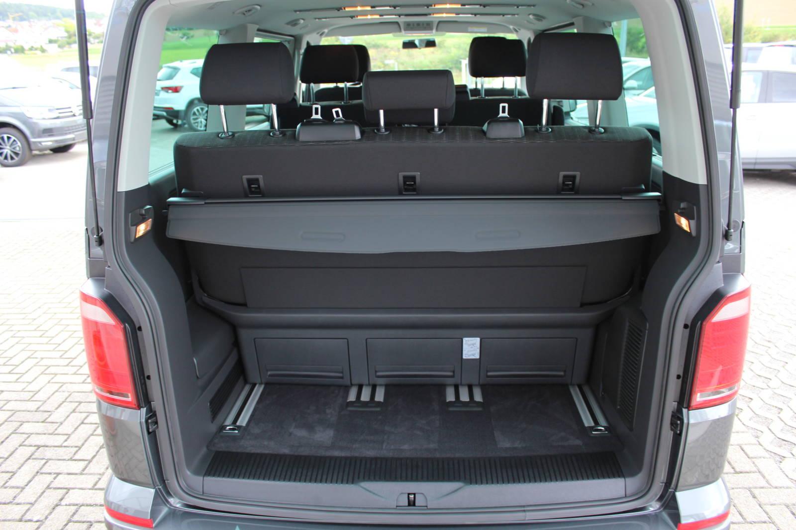 VW T6 Multivan Comfortline 2.0 TDI DSG / Deutsche Neufahrzeuge und EU-Neufahrzeuge – Aha! Fahrzeughandel GmbH in Althengstett