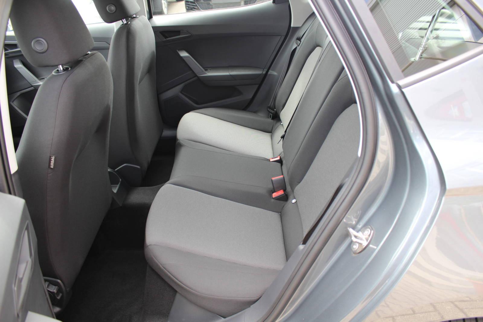 Seat Ibiza Reference 1.0 TSI / Deutsche Neufahrzeuge und EU-Neufahrzeuge – Aha! Fahrzeughandel GmbH in Althengstett