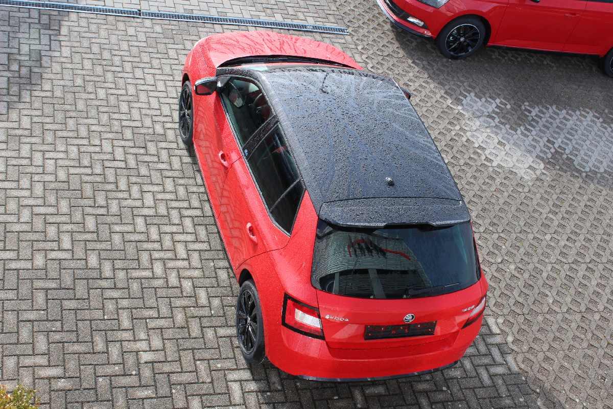 Skoda Fabia Limousine Monte Carlo 1.0 TSI 6-Gang / Deutsche Neufahrzeuge und EU-Neufahrzeuge – Aha! Fahrzeughandel GmbH in Althengstett