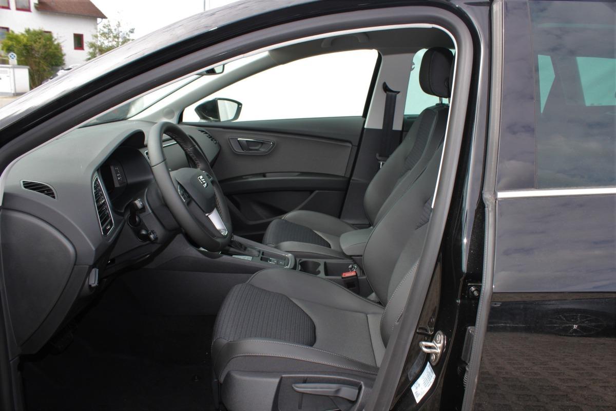 Seat Leon Kombi Xcellence Modell 2020 1.5 TSI 7-Gang-DSG / Deutsche Neufahrzeuge und EU-Neufahrzeuge – Aha! Fahrzeughandel GmbH in Althengstett