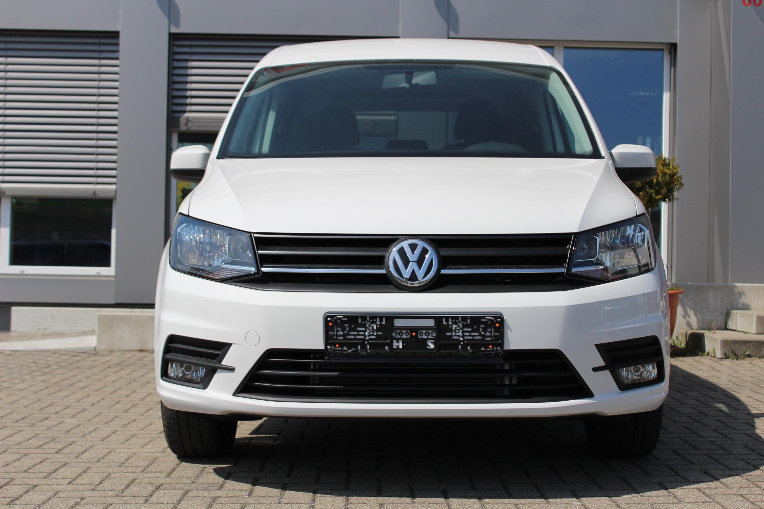 VW Caddy Trendline 1.4 TSI DSG / Deutsche Neufahrzeuge und EU-Neufahrzeuge – Aha! Fahrzeughandel GmbH in Althengstett
