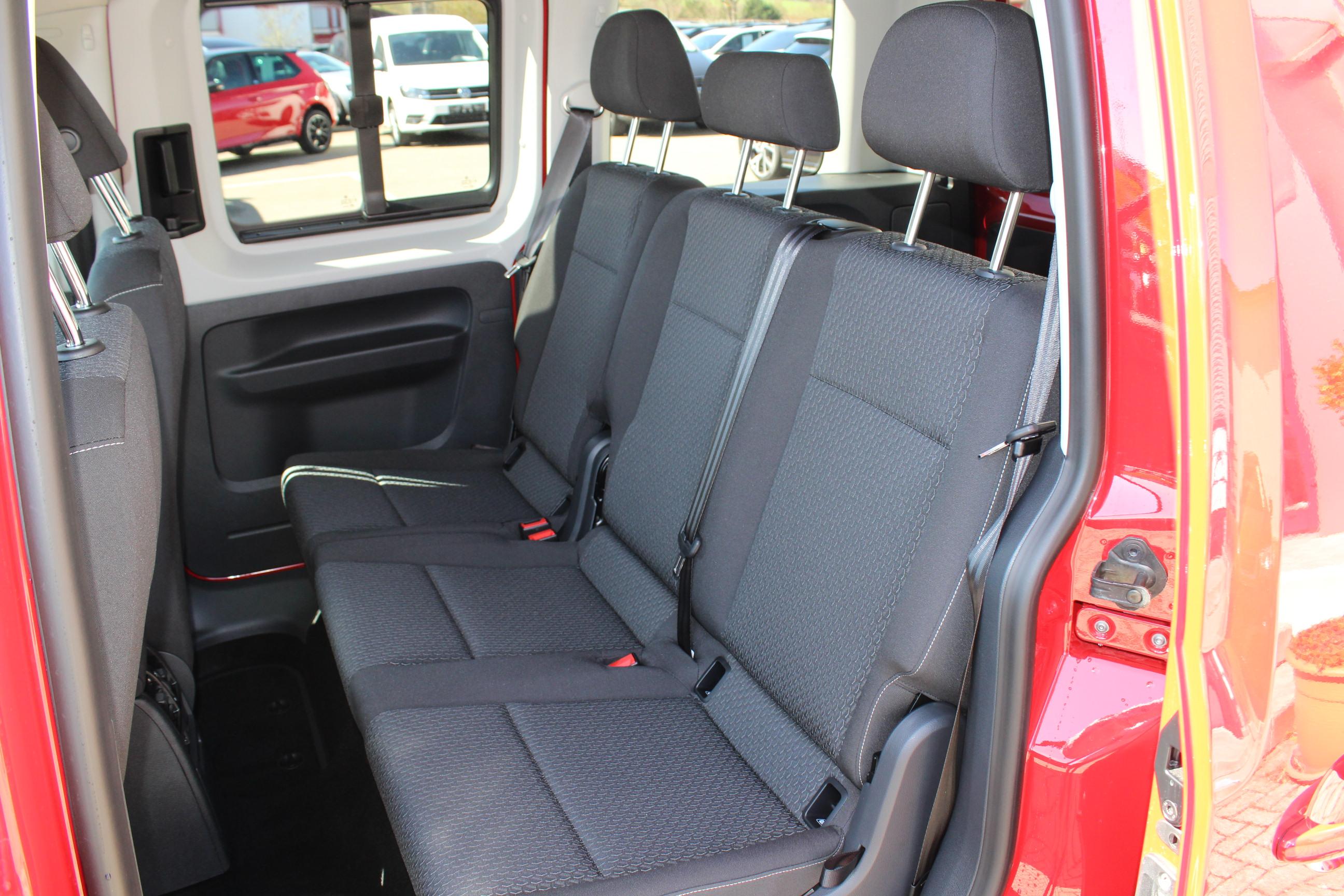 VW Caddy Trendline 1.4 TSI 6-Gang / Deutsche Neufahrzeuge und EU-Neufahrzeuge – Aha! Fahrzeughandel GmbH in Althengstett