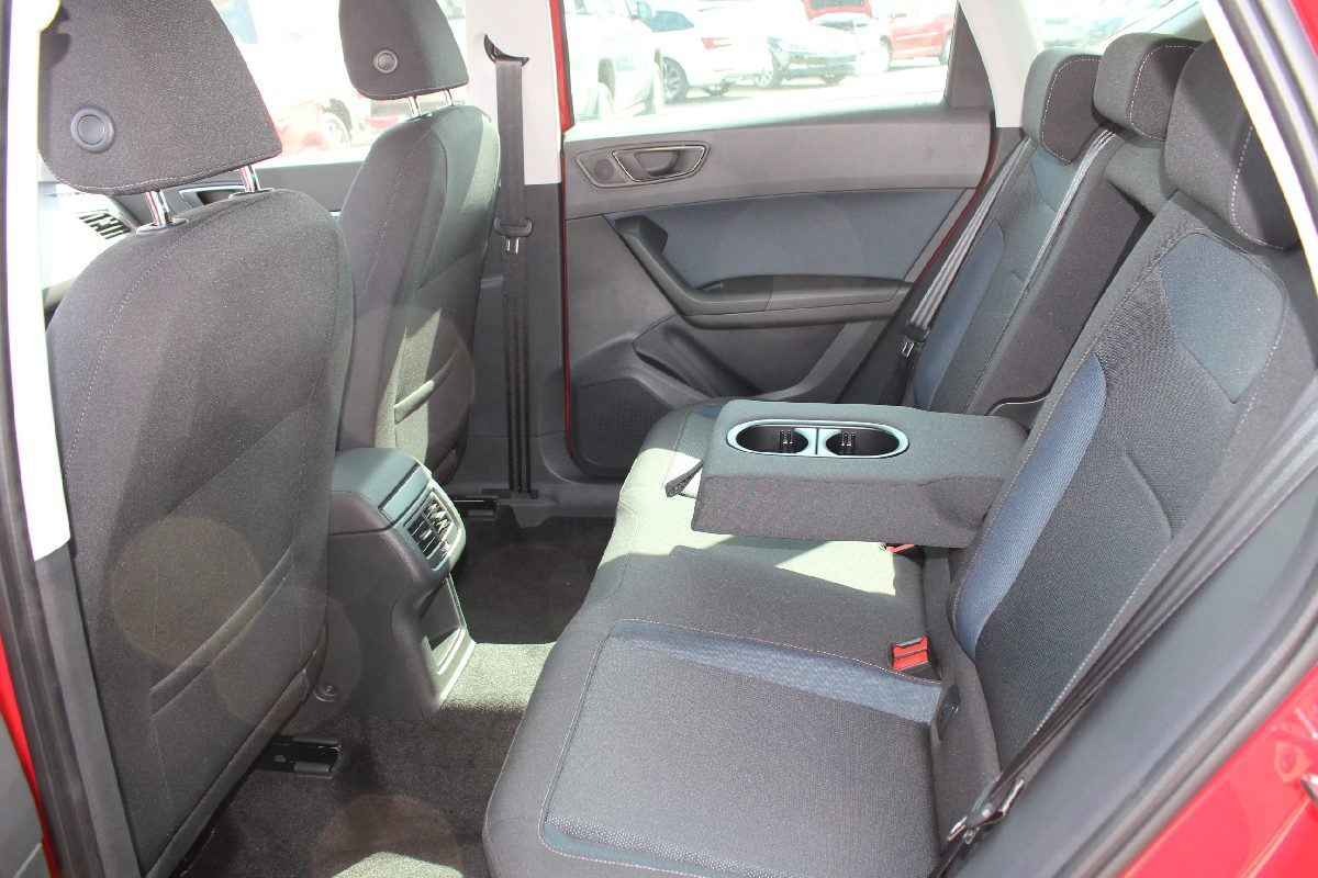 Seat Ateca Style 1.6 TDI 85 KW 6-Gang / Deutsche Neufahrzeuge und EU-Neufahrzeuge – Aha! Fahrzeughandel GmbH in Althengstett