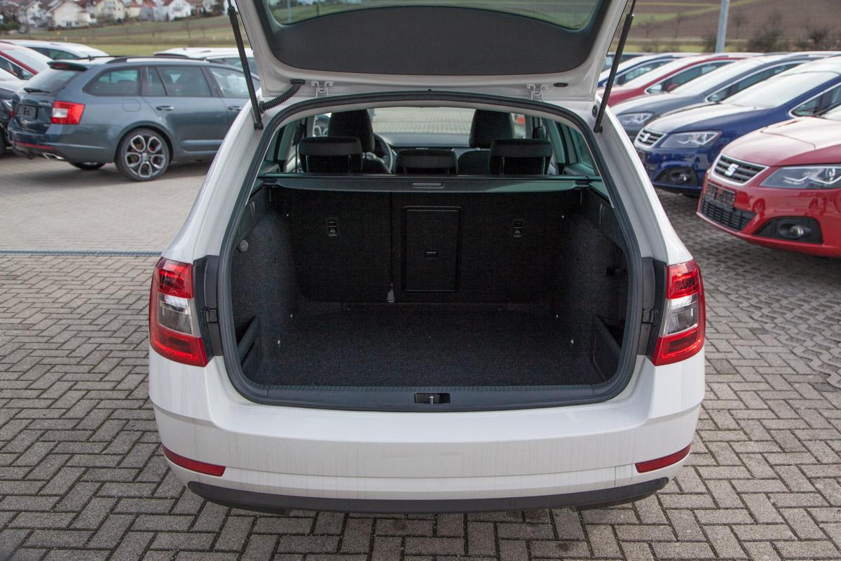 Skoda Octavia Kombi Ambition 1.4 TSI 6-Gang / Deutsche Neufahrzeuge und EU-Neufahrzeuge – Aha! Fahrzeughandel GmbH in Althengstett