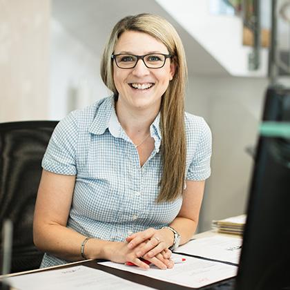 Sonja Hohl - Assistentin der Geschäftsleitung