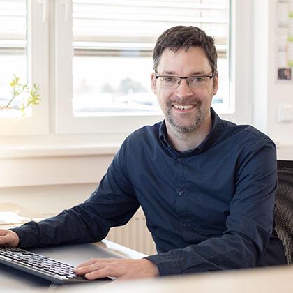 Markus Fuchs - Kaufmännischer Angestellter