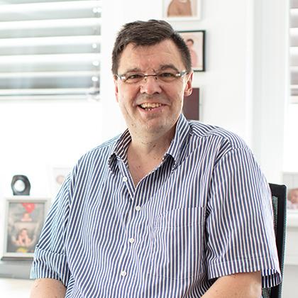 Achim Hornikel - Geschäftsführer / Ein- & Verkauf