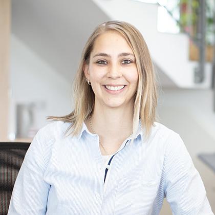 Deborah Bunde - Assistentin der Geschäftsleitung