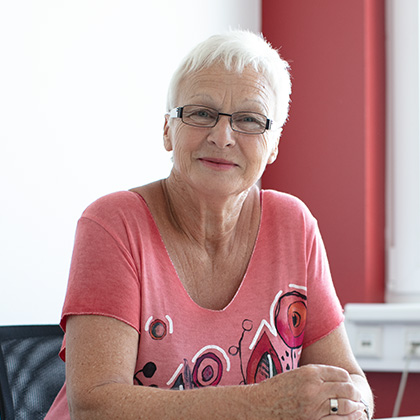 Hildegard Kairies - Gesellschafterin