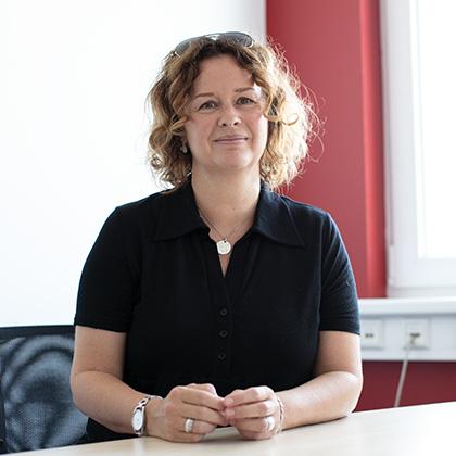 Simone Kairies - Geschäftsführerin